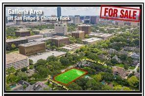 Lots And Land for sale in 5627 Terwilliger Way, Houston, TX, 77056
