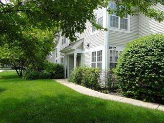 Townhouse for sale in 1077 Providence Lane, Buffalo Grove, IL, 60089