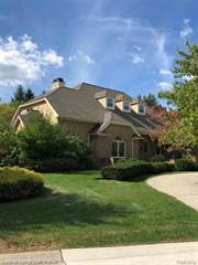 Single Family for rent in 12007 HUNTERS CREEK DR, Plymouth, MI, 48170