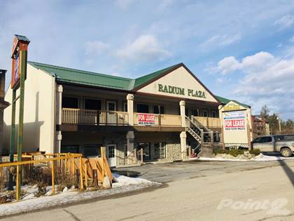 Commercial for sale in 7585 Main Street West, Radium Hot Springs, British Columbia, V0A1M0