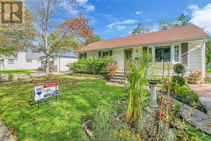 Single Family for sale in 2032 FORD BOULEVARD, Windsor, Ontario, N8T2E7