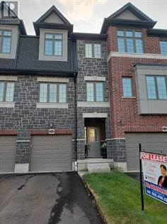 Single Family for rent in 136 IAN ORMSTON DR, Kitchener, Ontario, N2P0K3