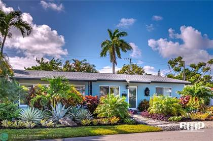 Residential Property for sale in 736 NE 16th St, Fort Lauderdale, FL, 33304