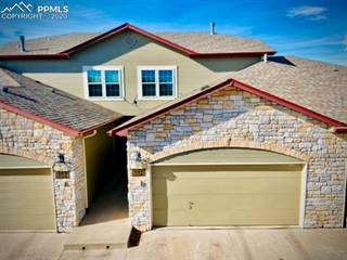 Townhouse for rent in 6576 Range Overlook Heights, Colorado Springs, CO, 80922
