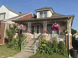 Single Family for sale in 3854 Talbot, Detroit, MI, 48212