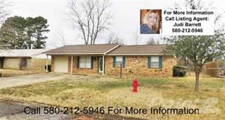Residential Property for sale in 1407 Garfield St, Idabel, OK, 74745