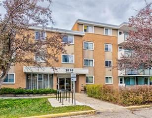 Condo for sale in 1616 8 AV NW 124, Calgary, Alberta