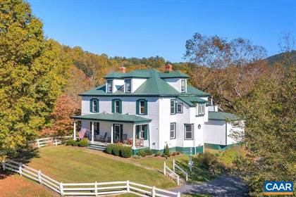 Residential Property for sale in 3100 BERRY HILL RD, Nellysford, VA, 22958