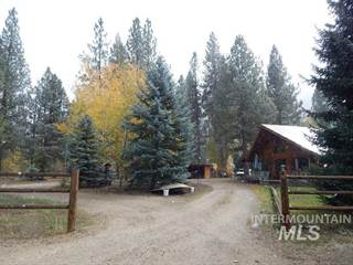 Single Family for sale in 1 Southfork Ct, Lowman, ID, 83687