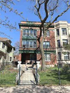Multifamily for sale in 4525 North Dover Street, Chicago, IL, 60640