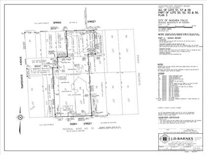 Lots And Land for sale in 5687 Ferry Street, Niagara Falls, Ontario, L2G 1S7
