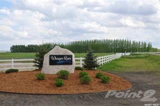 Land for sale in Lot 6 Whisper River, Warman, Saskatchewan