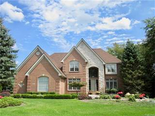 Single Family for sale in 1445 WOOD Trail, Oxford, MI, 48371