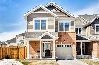 Townhouse for sale in 537 Foxlight Circle, Ottawa, Ontario