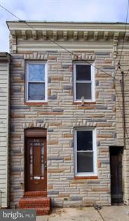 Residential Property for sale in 516 S BETHEL STREET, Baltimore City, MD, 21231