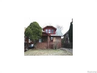 Townhouse for sale in 14052 STRATHMOOR Street, Detroit, MI, 48227