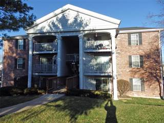 Condo for sale in 7410 Triwoods Drive D, Shrewsbury, MO, 63119