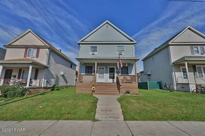Multifamily for sale in 545 547 Morgan St, Scranton, PA, 18519