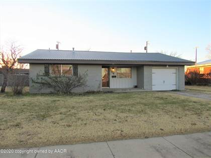 Residential Property for sale in 720 Cotter St, Spearman, TX, 79081