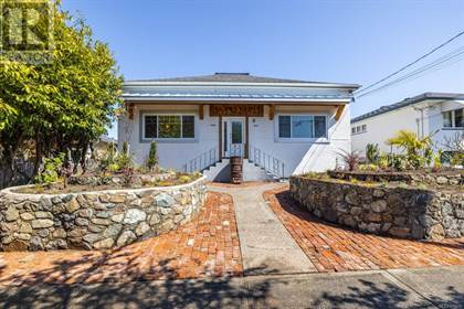 Single Family for sale in 2581 & 2583 Vancouver St, Victoria, British Columbia, V8T4A6