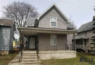 Multi-family Home for sale in 709 E 3RD ST, Monroe, MI, 48161