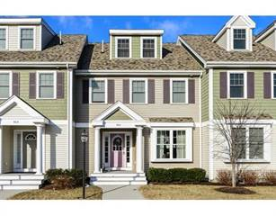 Townhouse for sale in 1601 Bay St 904, Taunton, MA, 02780