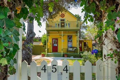 Residential for sale in 454 21st Street, San Diego, CA, 92102