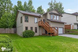 Single Family for sale in 323 Peppertree Loop, Anchorage, AK, 99504