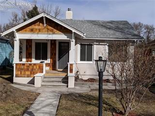 Single Family for rent in 1213 N Prospect Street, Colorado Springs, CO, 80903