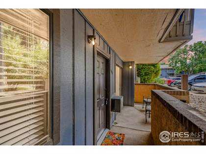 Residential Property for sale in 2800 Kalmia Ave Building: A, Unit: 108, Boulder, CO, 80301