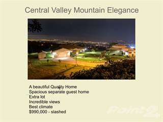 Residential Property for sale in Gorgeous Mountain Home & Guest Home For Sale Below Market, Grecia, Alajuela