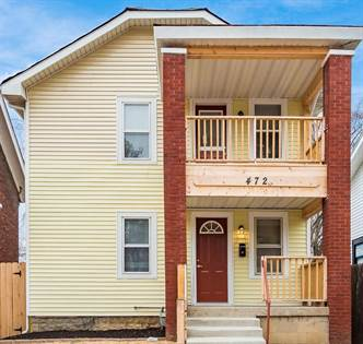 Residential for sale in 472 E Markison Avenue 4, Columbus, OH, 43207