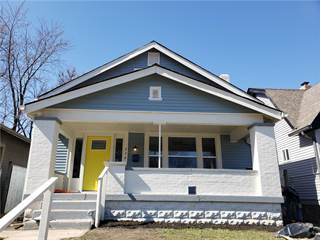 Single Family for sale in 336 Eastern Avenue, Indianapolis, IN, 46201