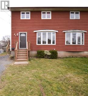 Single Family for sale in 4A Parkmoor Avenue, Halifax, Nova Scotia, B3R1B4