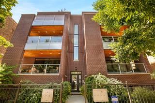 Condo for sale in 832 North Wolcott Avenue 3N, Chicago, IL, 60622