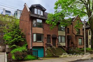 Residential Property for sale in 129 Maitland Street, Toronto, Ontario