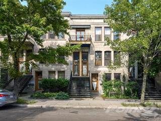 Apartment for sale in 3711 Rue Ste-Famille, Montreal, Quebec
