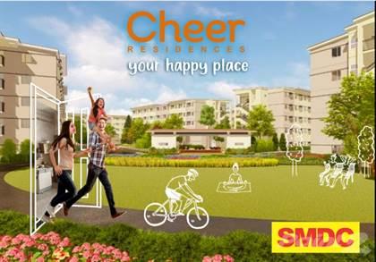 Condominium for sale in Cheer Residences, Marilao, Bulacan, Marilao, Bulacan