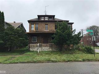 House for sale in 504 Trowbridge, Detroit, MI, 48202