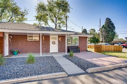 Residential Property for sale in 4415 W Tennessee Avenue, Denver, CO, 80219
