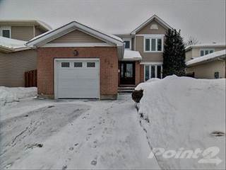 Residential Property for sale in 482 Rougemount Cresent, Ottawa, Ontario, K4A 2Z5