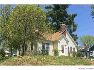 Single Family for sale in 321 W JEFFERSON, Petersburg, IL, 62675