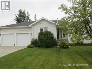 Single Family for sale in 7 PARK PLACE, Whitecourt, Alberta, T7S1T4