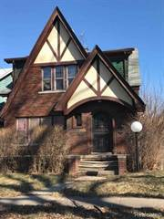 Single Family for sale in 6030 HARRELL Street, Detroit, MI, 48213