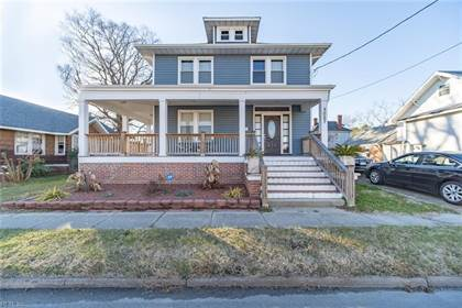 Residential Property for sale in 3027 Tidewater Drive, Norfolk, VA, 23509