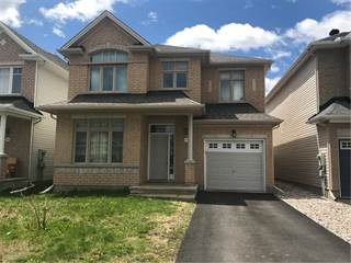 Single Family for rent in 639 BIRKHILL PLACE, Ottawa, Ontario, K1W0G2