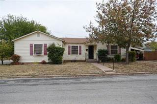 Single Family for sale in 907 Cottonwood, Coleman, TX, 76834