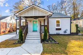 Single Family for sale in 118 Burbank Drive SW, Atlanta, GA, 30314