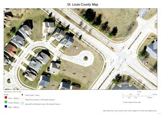 Land for sale in 1072 Saratoga Springs Court, Florissant, MO, 63034