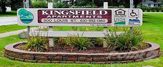 Apartment for rent in Kingsfield Apartments, Plano, IL, 60545